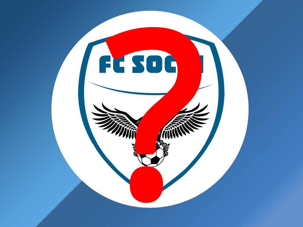 Новая эмблема ФК Сочи