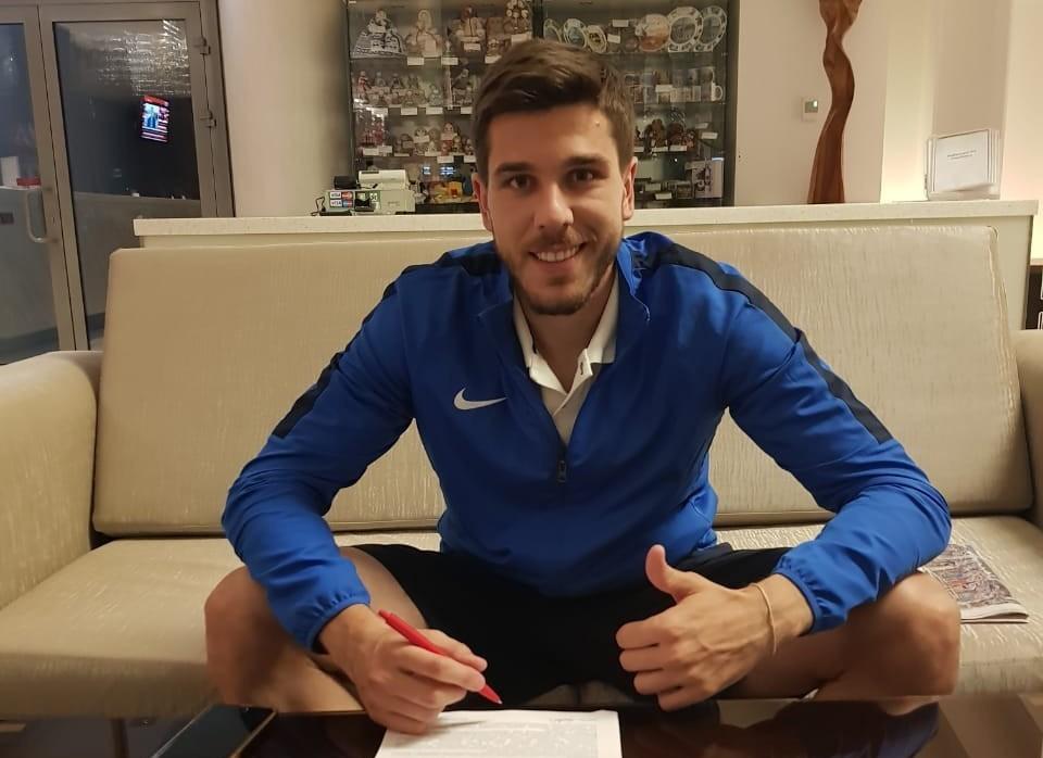 Лагатор подписал контракт с «Сочи»