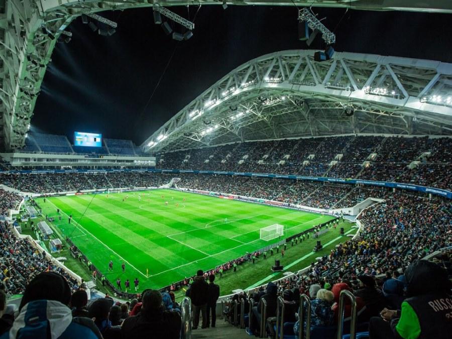 Важные события на стадионе Фишт - ЧМ 2018