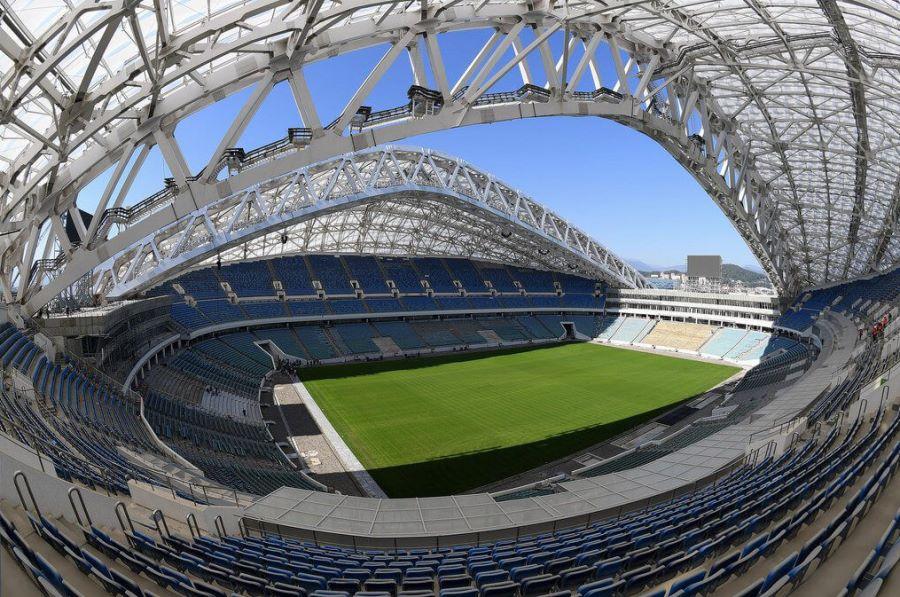 Вместимость стадиона фишт более 40 тысяч
