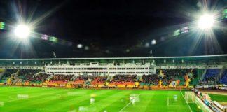 Казань, матч Рубин Сочи